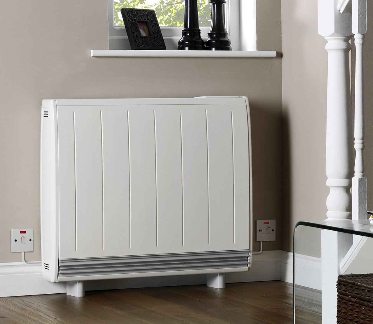 Home heaters storage heaters dimplex combined - Dimplex Quantum Qm070 Eco Fan Assisted Automatic Storage Heater 700w Heats Up To 7 M