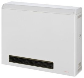 Elnur Connected ECADL-3018 3000W Dynamic Fan Storage Heater with Connected Receiver