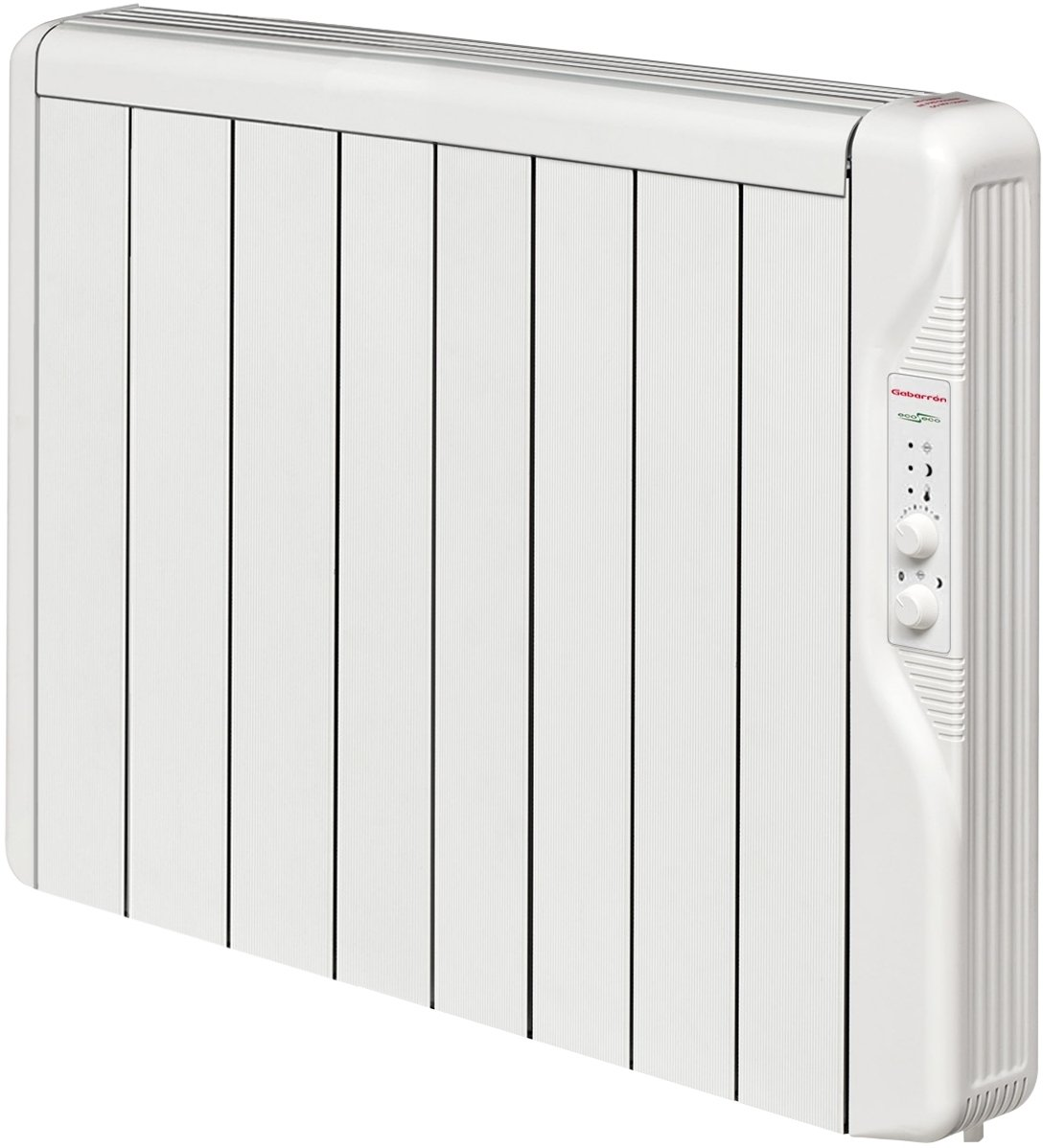 elnur connected ecrx8p 1000w electric radiator 735mm 8. Black Bedroom Furniture Sets. Home Design Ideas