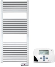 Haverland TE-700-I 700W 1200mm Designer Electric Towel Rail Radiator